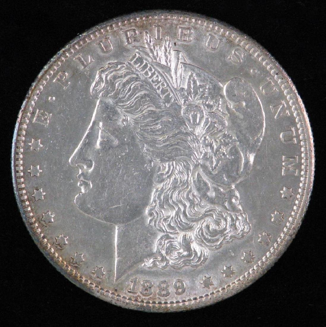 1889-S Morgan Dollar