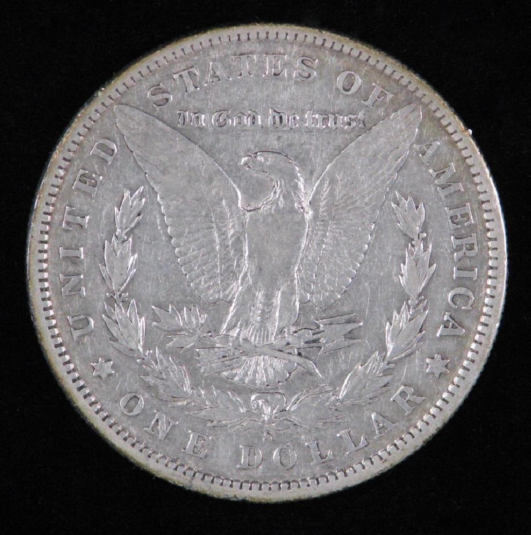 1892-S Morgan Dollar - 2