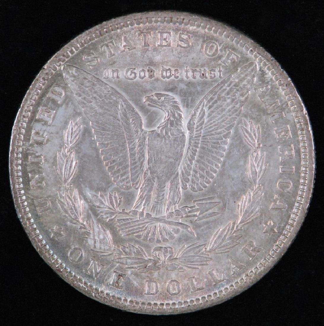1890-P Morgan Dollar - 2