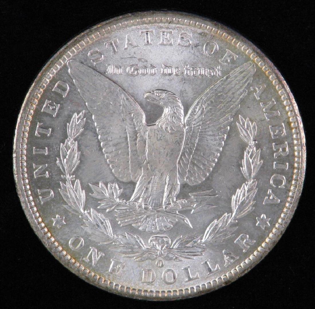 1899-O Morgan Dollar - 2