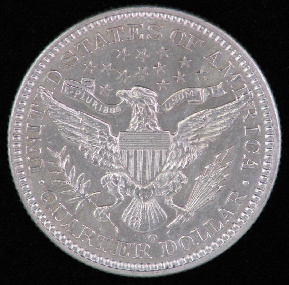 1908-O Barber Quarter - 2