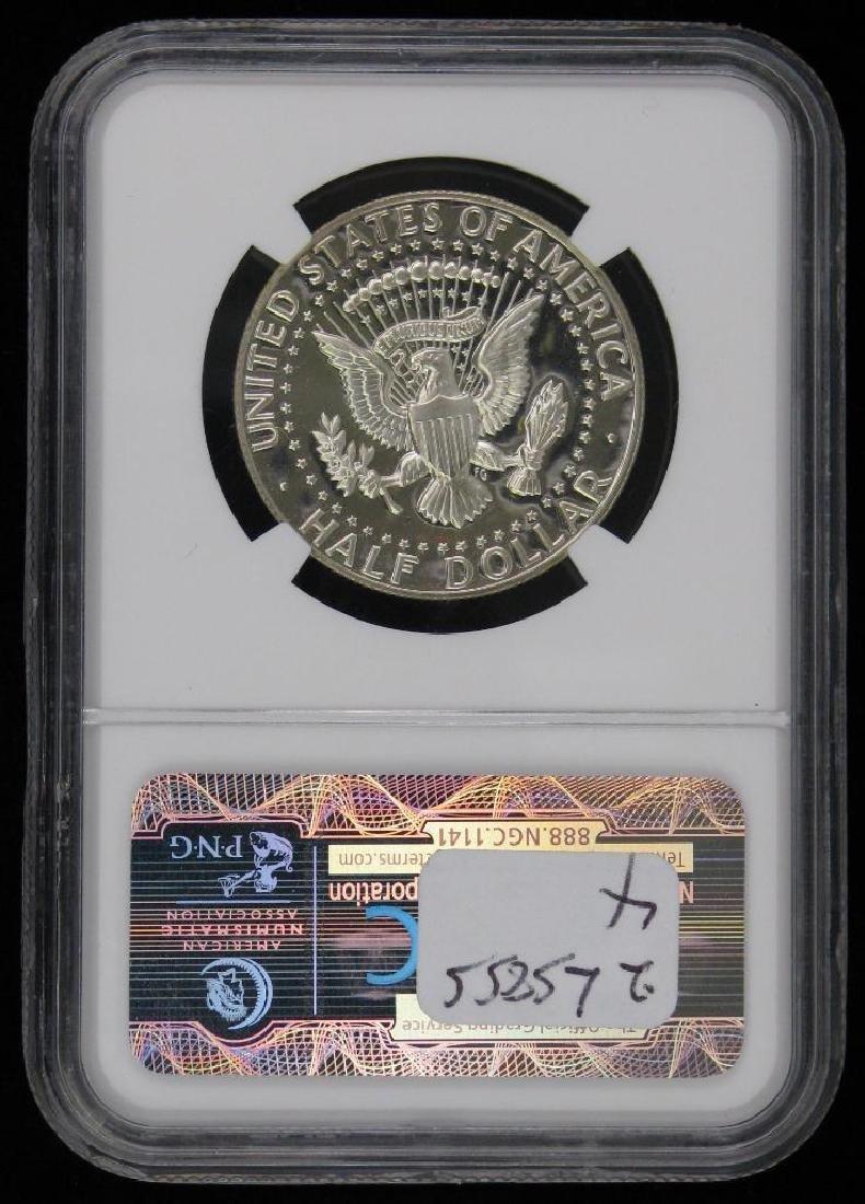 1969-S Kennedy Half Dollar - 2