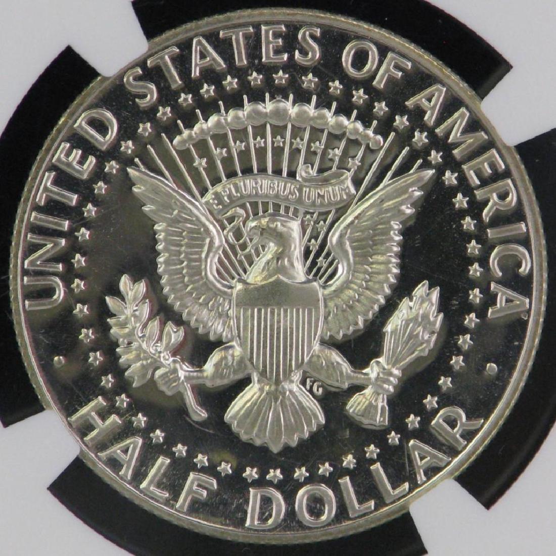 1969-S Kennedy Half Dollar - 4