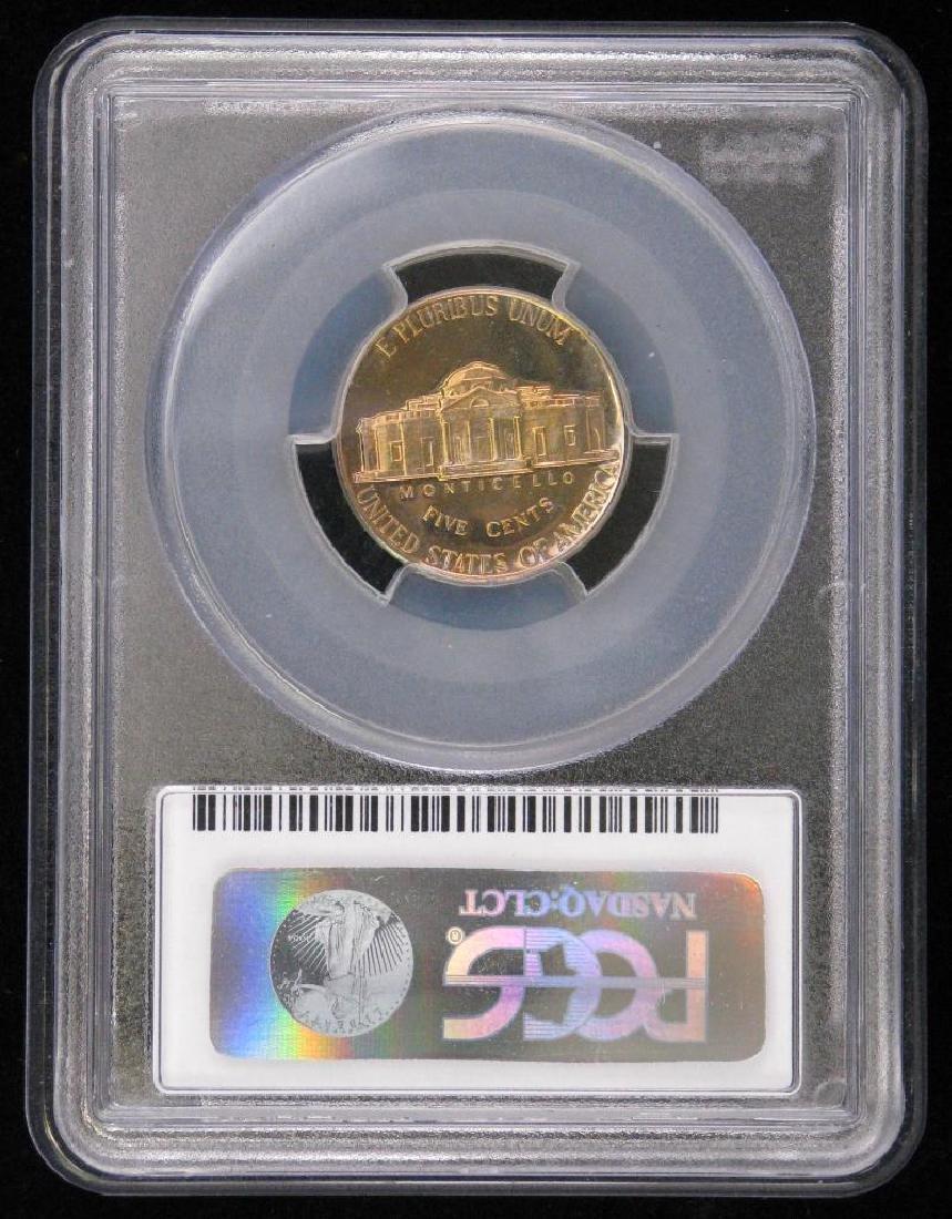 Lot of 2 : Jefferson Nickels (1950-P + 1965-P) - 7