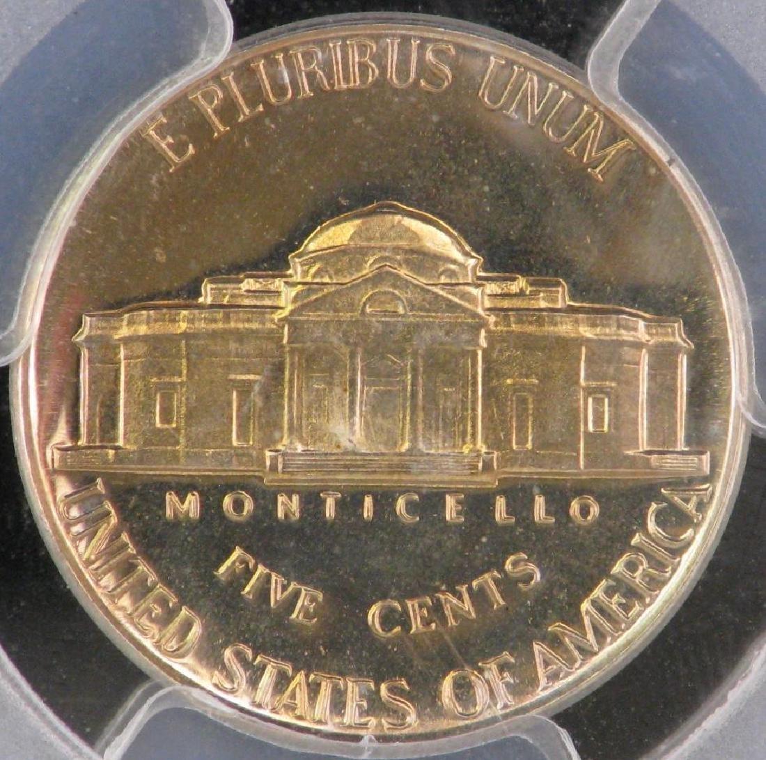Lot of 2 : Jefferson Nickels (1950-P + 1965-P) - 9
