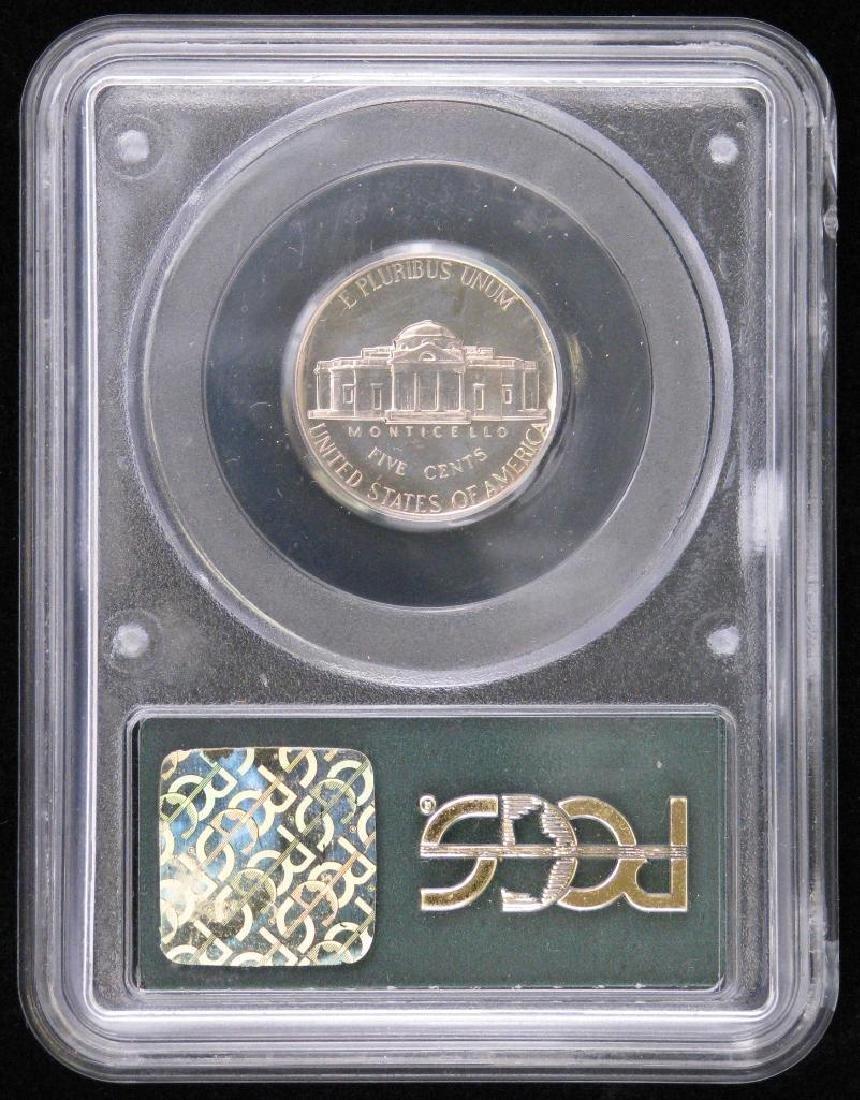 Lot of 3 : Jefferson Nickels (1947-S, 1951-P, 1989-S) - 3