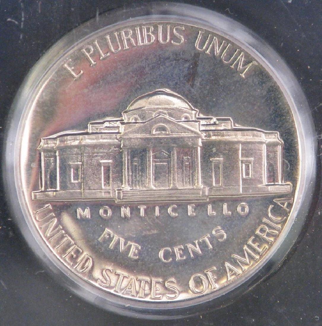 Lot of 3 : Jefferson Nickels (1947-S, 1951-P, 1989-S) - 5