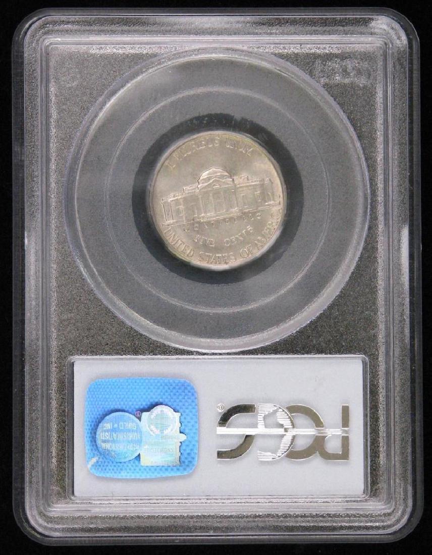 Lot of 3 : Jefferson Nickels (1947-S, 1951-P, 1989-S) - 7