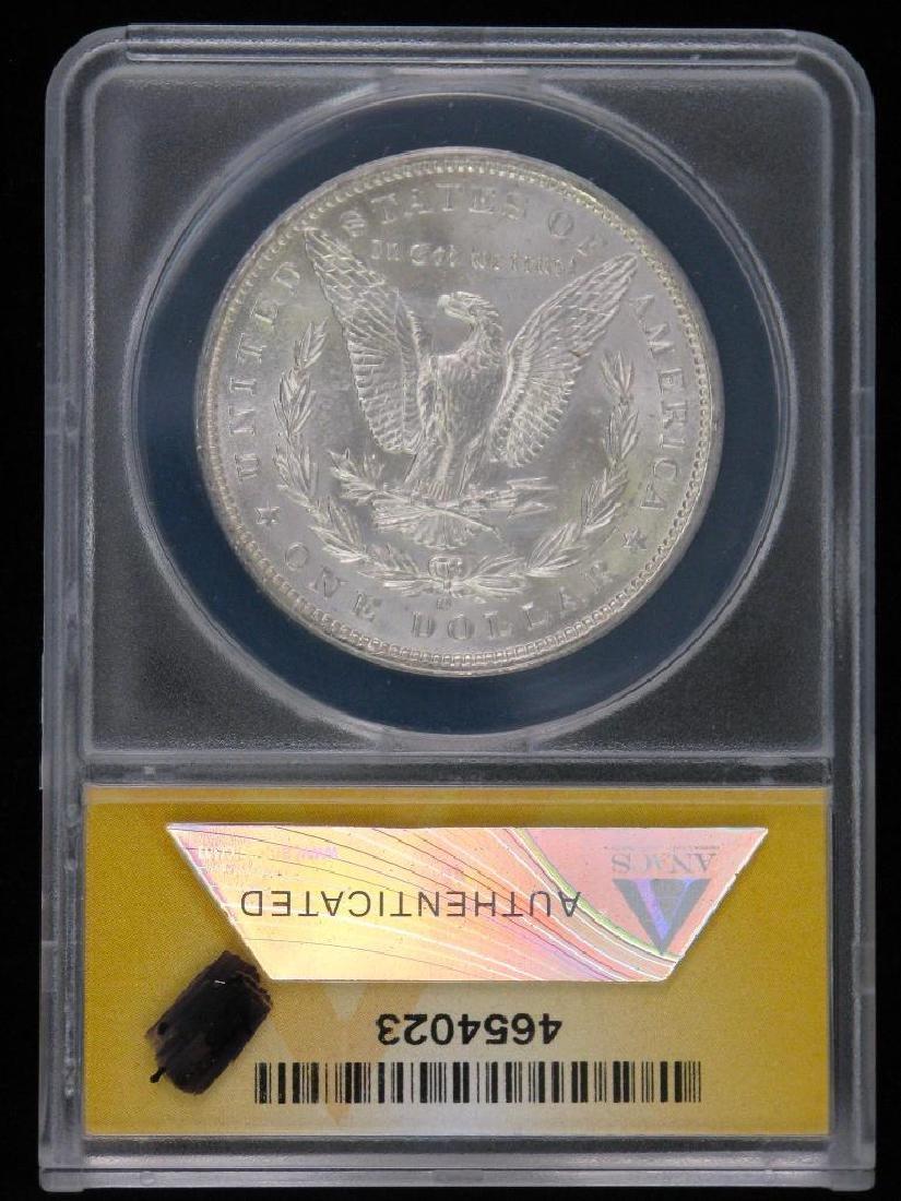 1901-O Morgan Dollar - 2