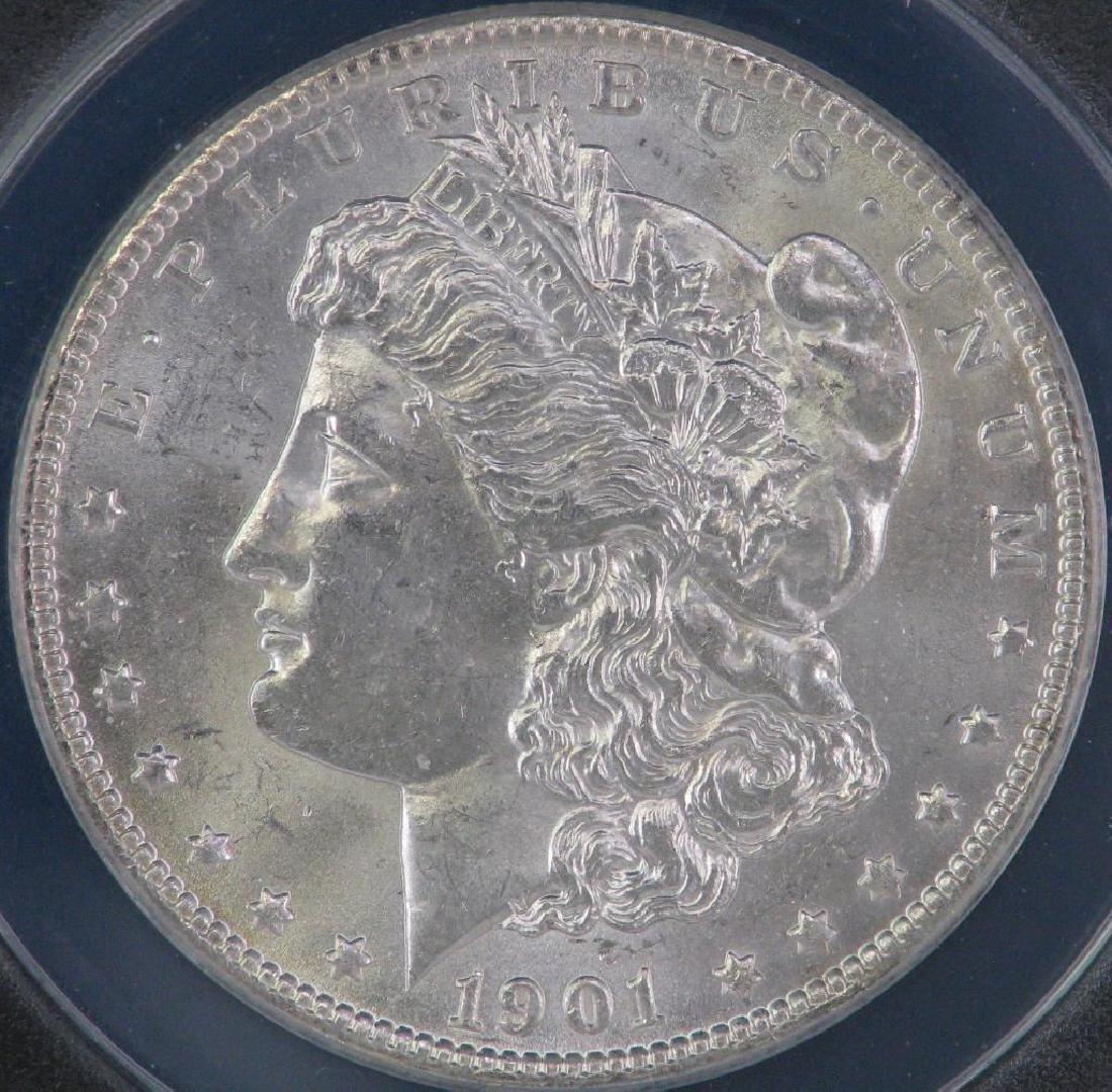 1901-O Morgan Dollar - 3