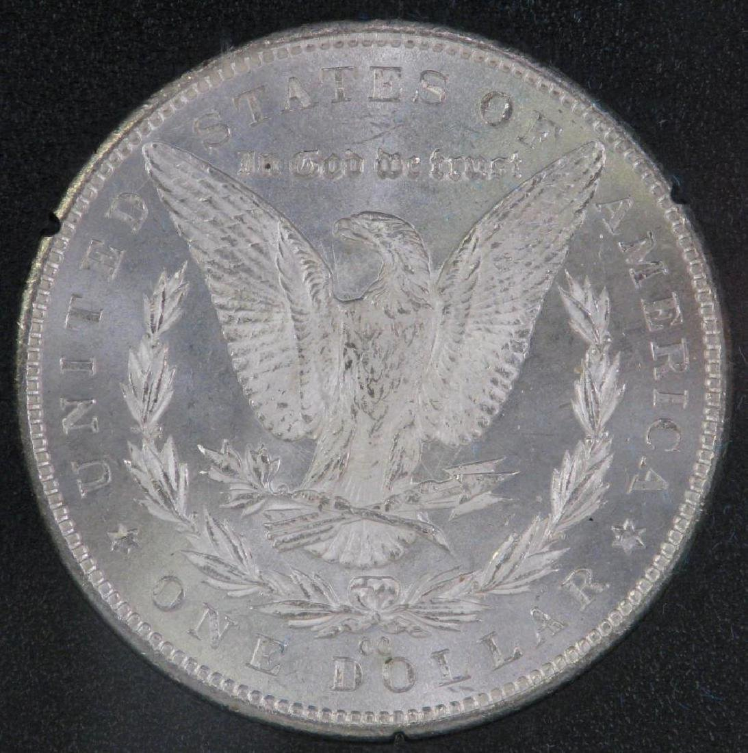 1884-CC Morgan Dollar : GSA Hoard - 2