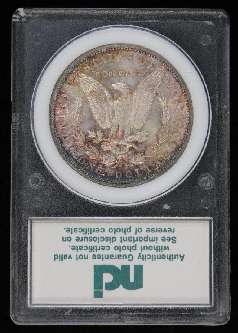 1888-P Morgan Dollar NCI MS63 - 3