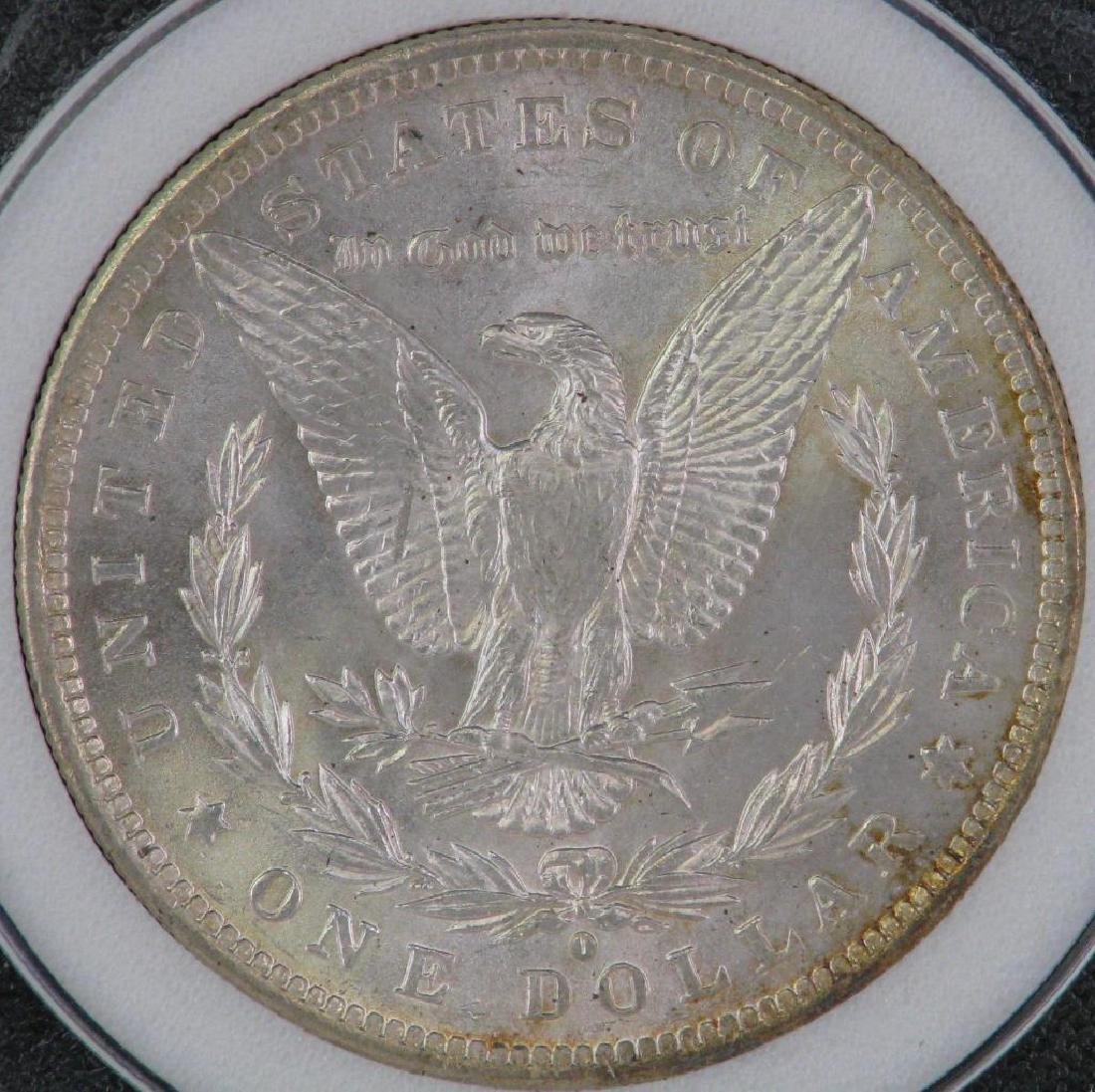 1884-OÊMorgan Dollar NCI MS63 - 5