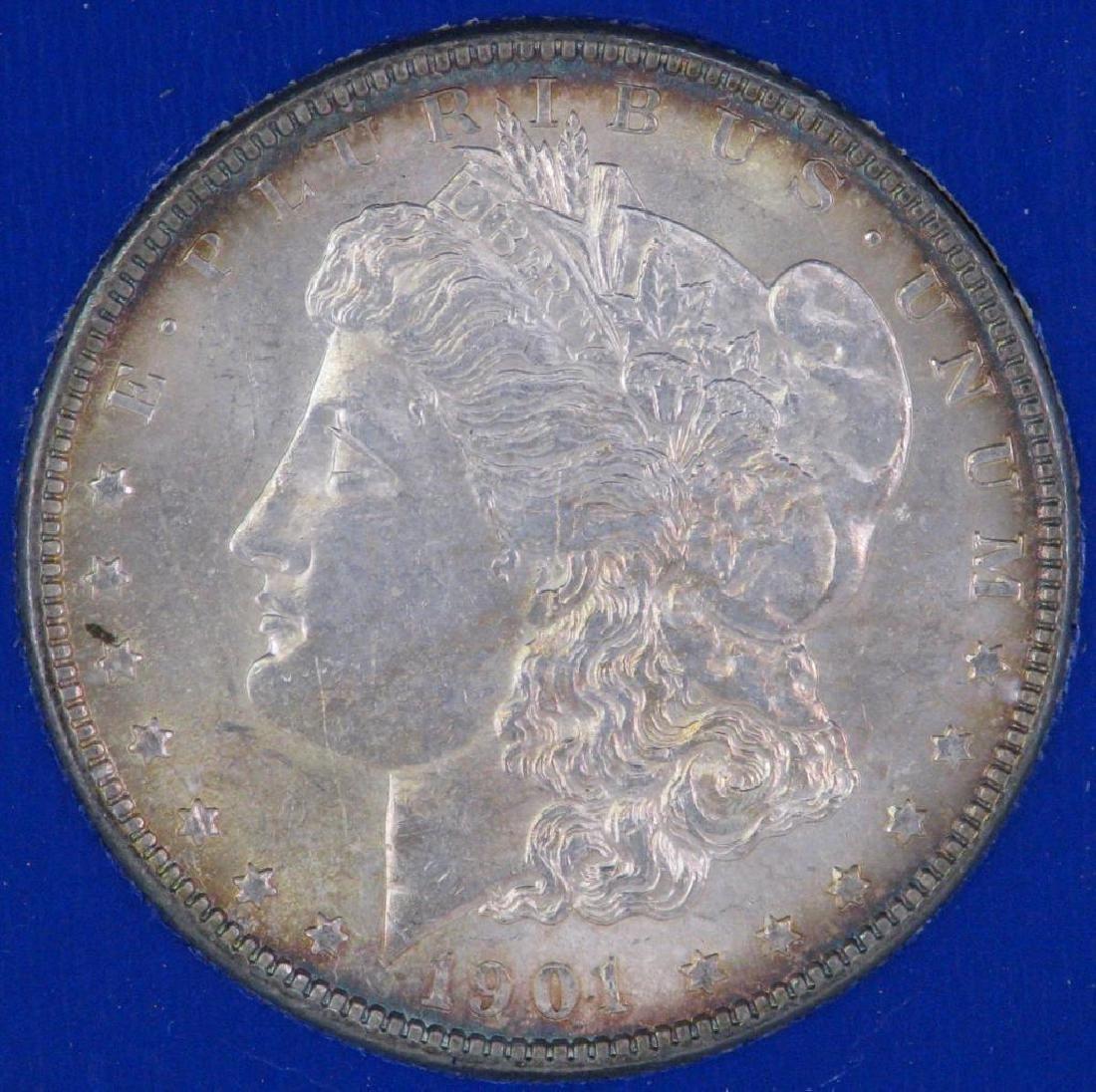 1901-O Morgan Dollar BU
