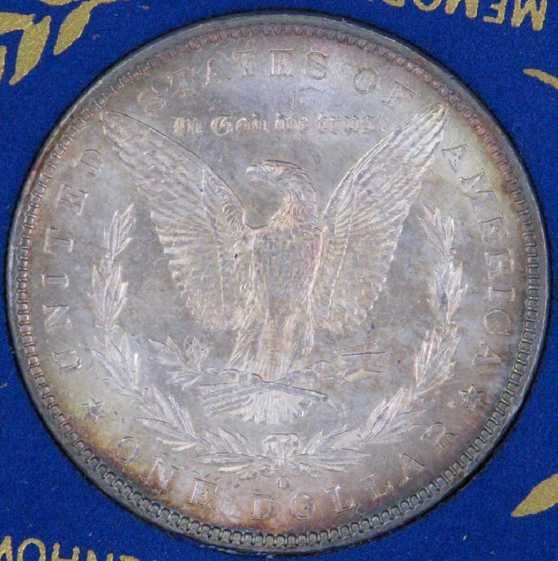 1901-O Morgan Dollar BU - 2