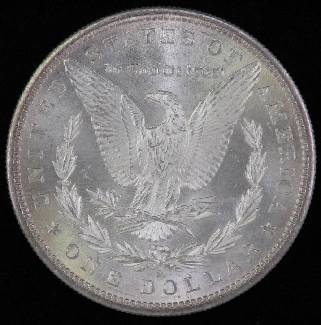 1881-S Morgan Dollar BU - 2
