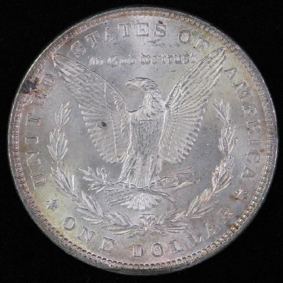 1898-P Morgan Dollar BU - 2