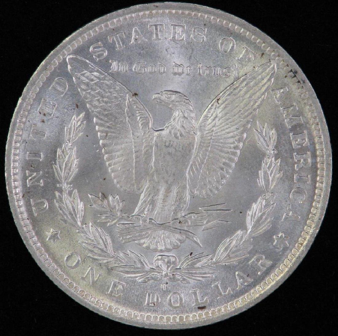 1883-O Morgan Dollar BU - 2