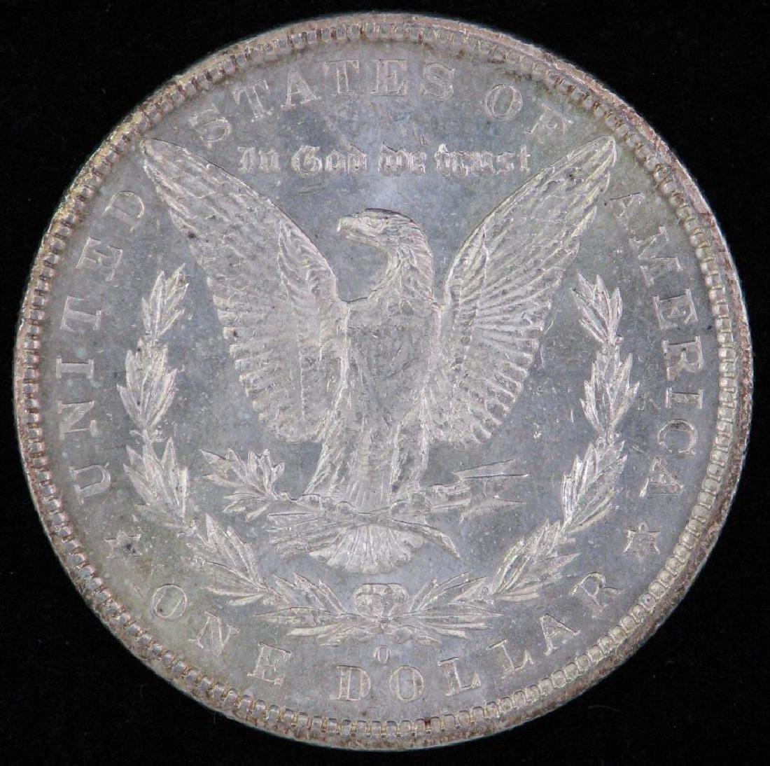 1904-O Morgan Dollar BU - 2