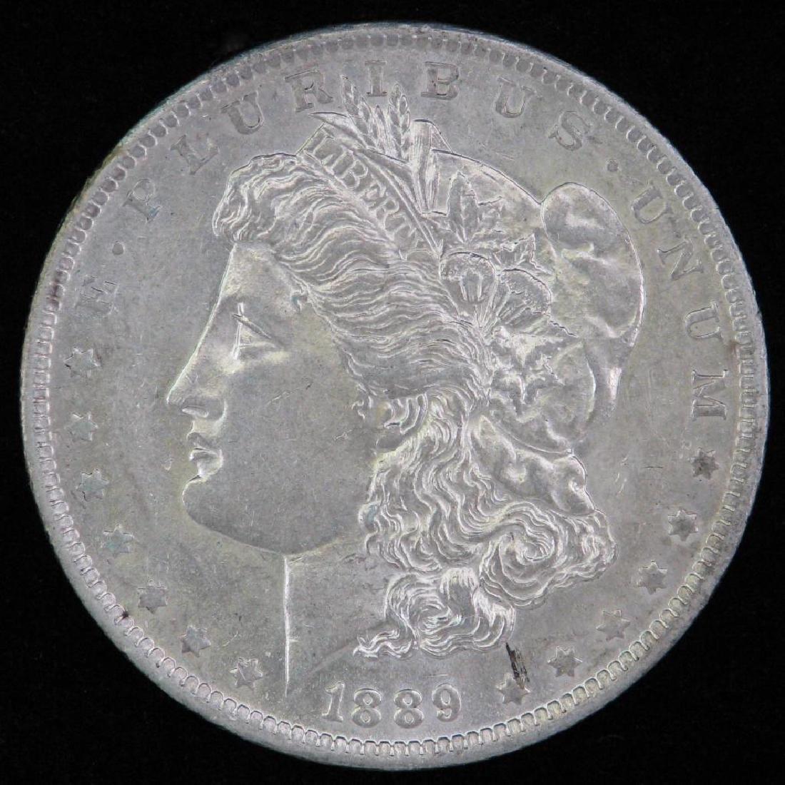 1889-O Morgan Dollar BU