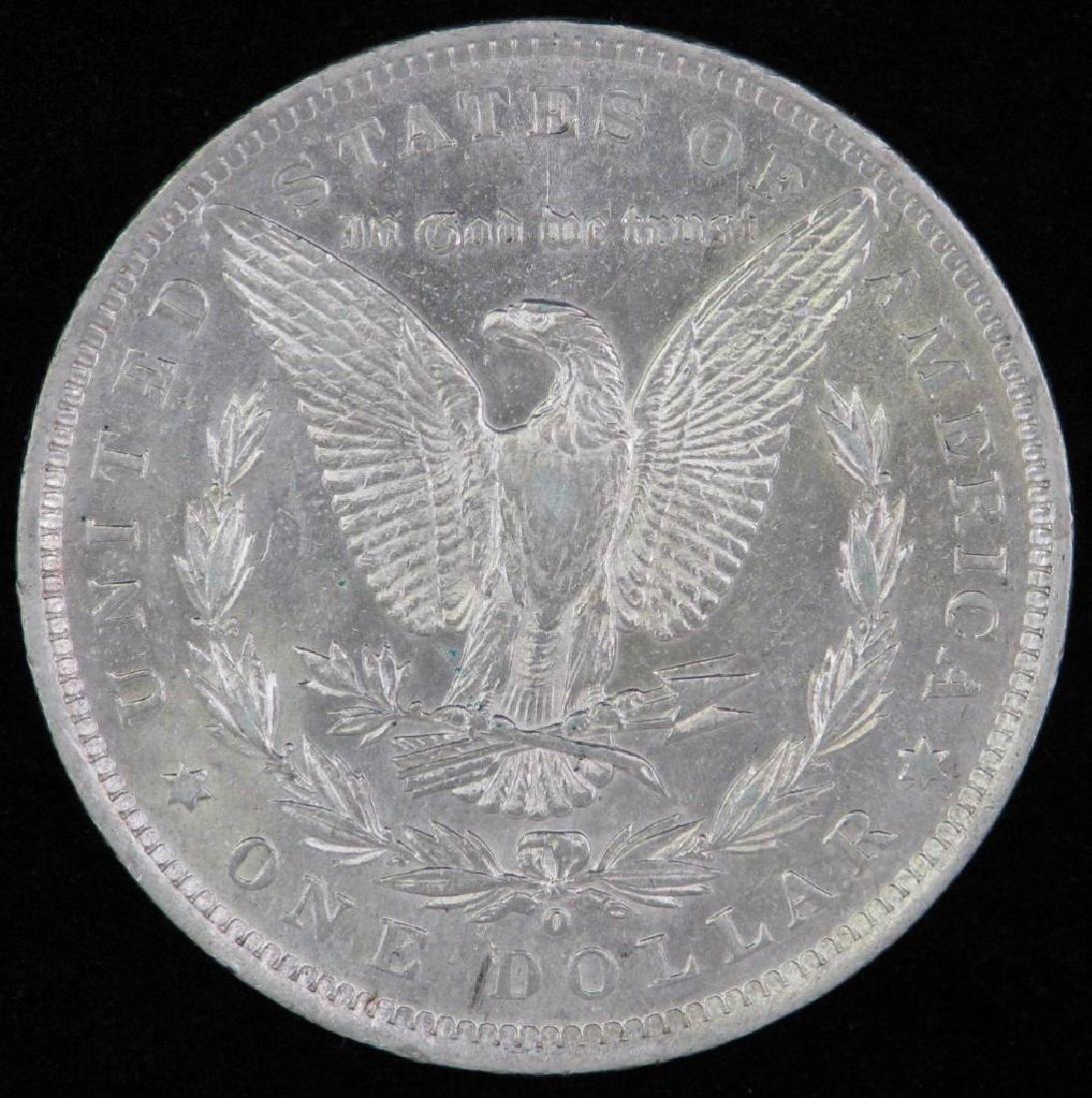1889-O Morgan Dollar BU - 2