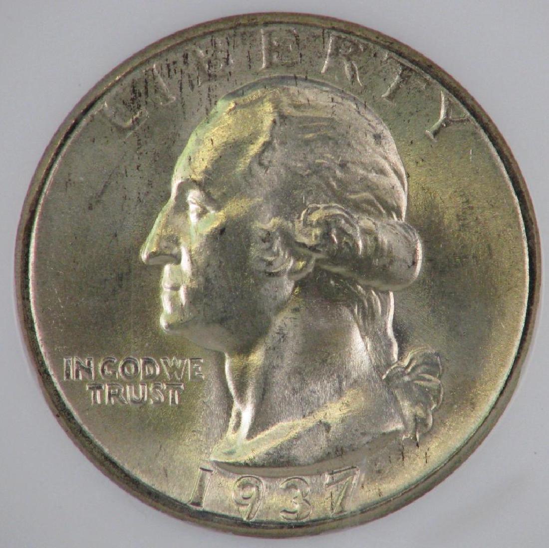 1937-P Washington Quarter - 3