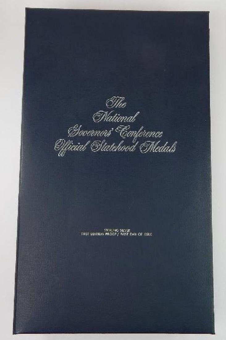 Lot of 50: National Governors' Conference Official