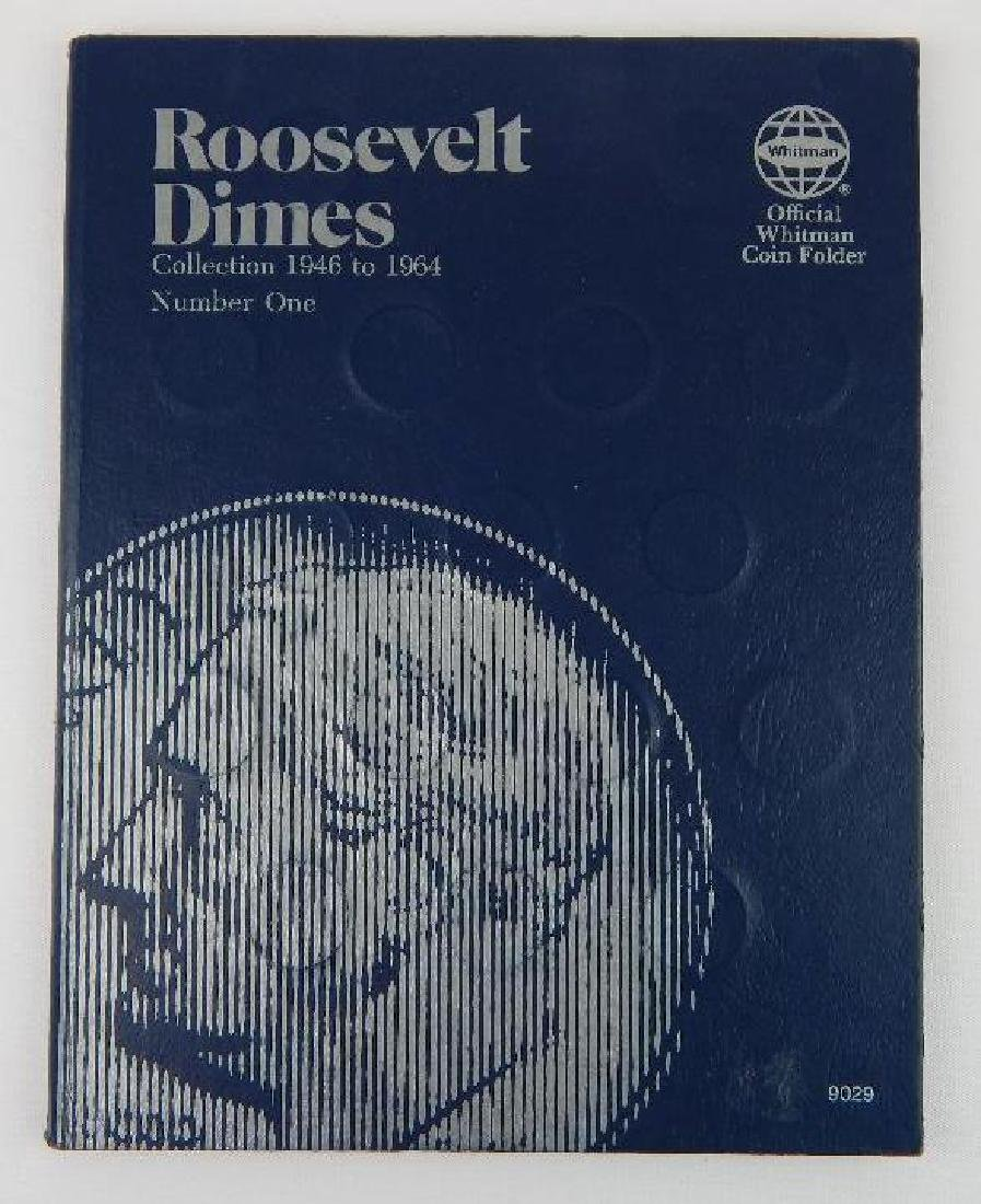 Collection of Roosevelt Dimes (1946-1964)