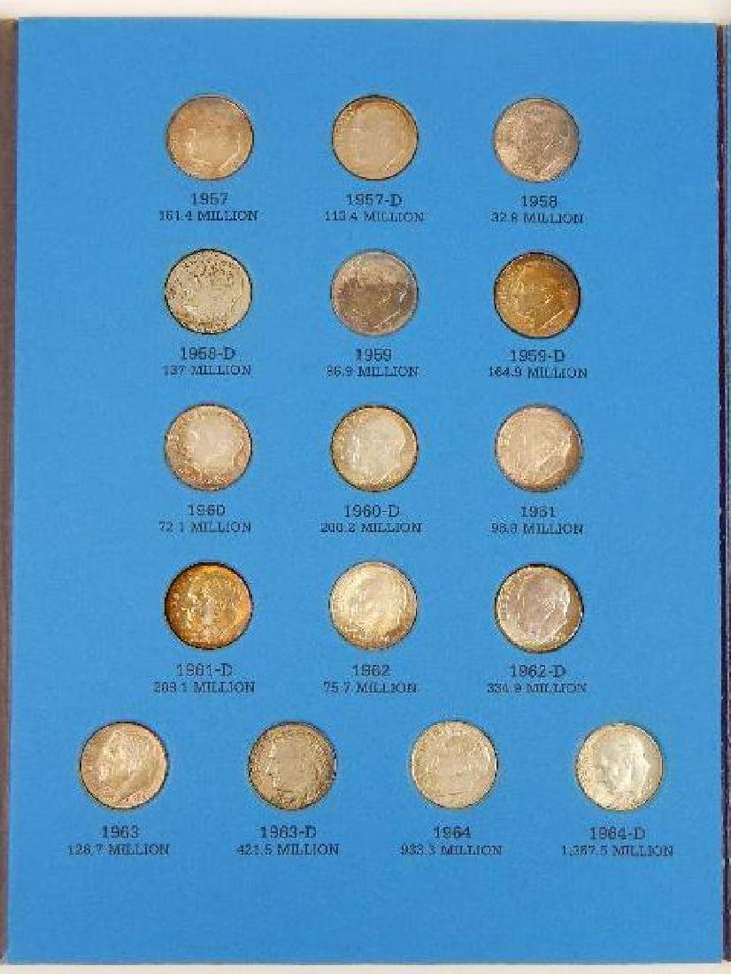 Collection of Roosevelt Dimes (1946-1964) - 4
