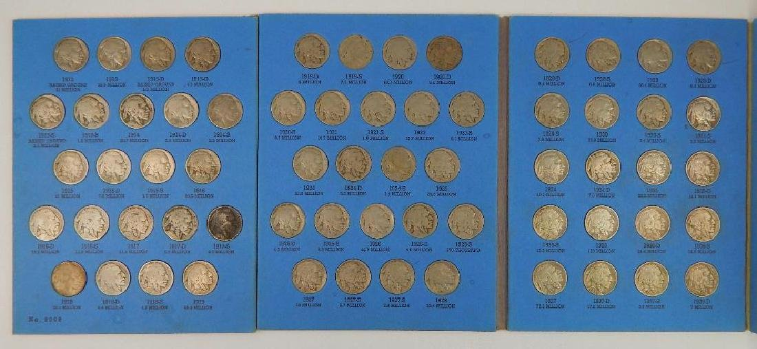 Buffalo Nickel Collection (1913-1938) Complete Set - 2