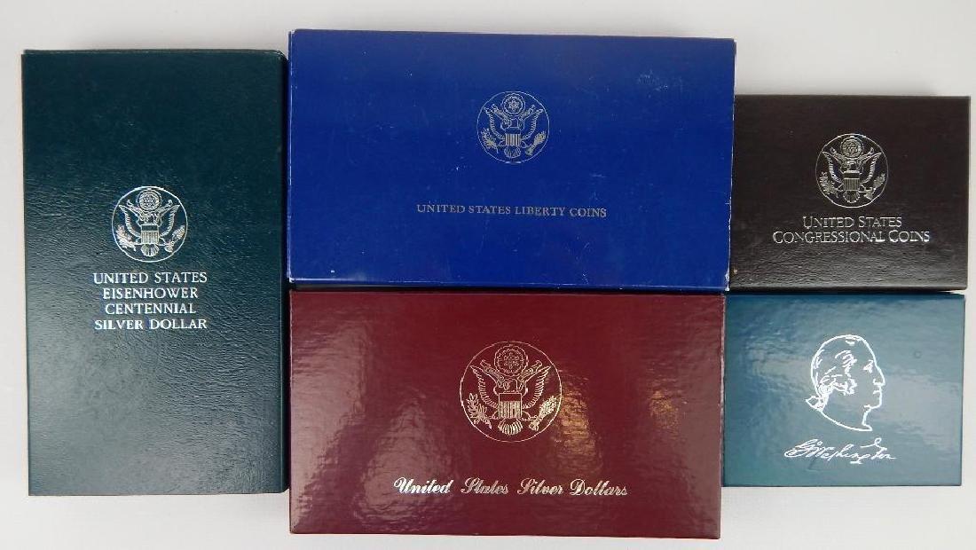 Lot of 5 : U.S. Mint Commemorative Issues