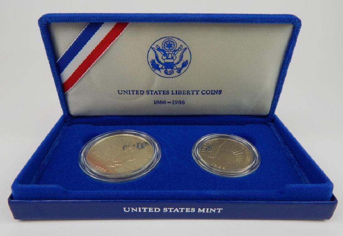 Lot of 5 : U.S. Mint Commemorative Issues - 2