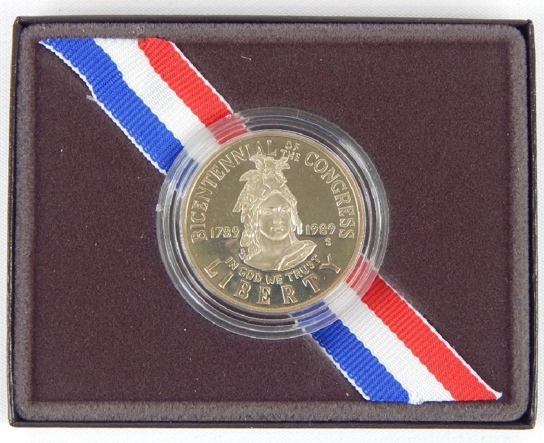 Lot of 5 : U.S. Mint Commemorative Issues - 5