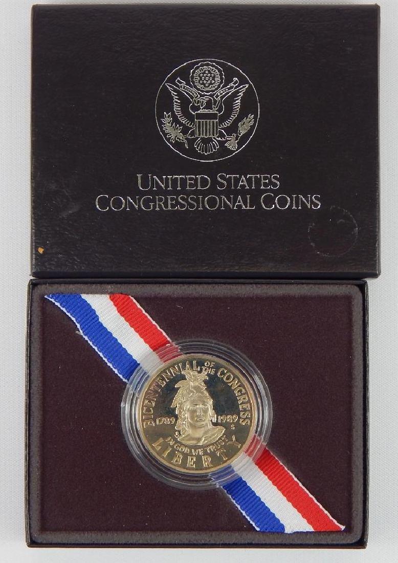 Lot of 5 : U.S. Mint Commemorative Issues - 6
