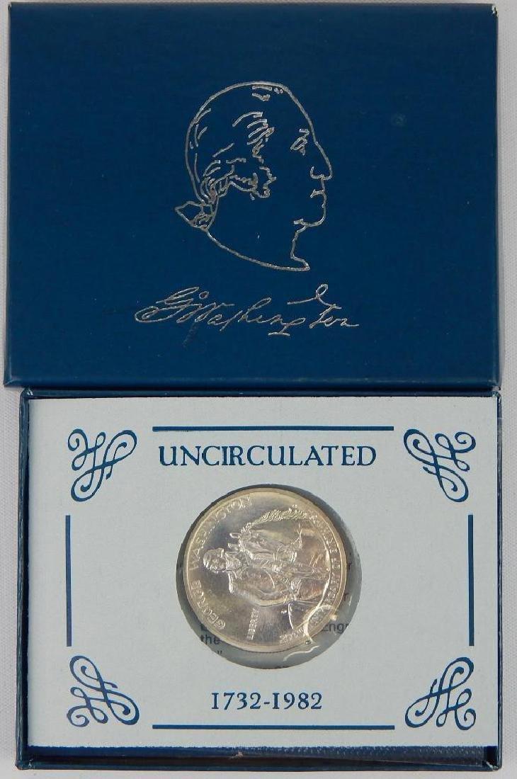 Lot of 5 : U.S. Mint Commemorative Issues - 7