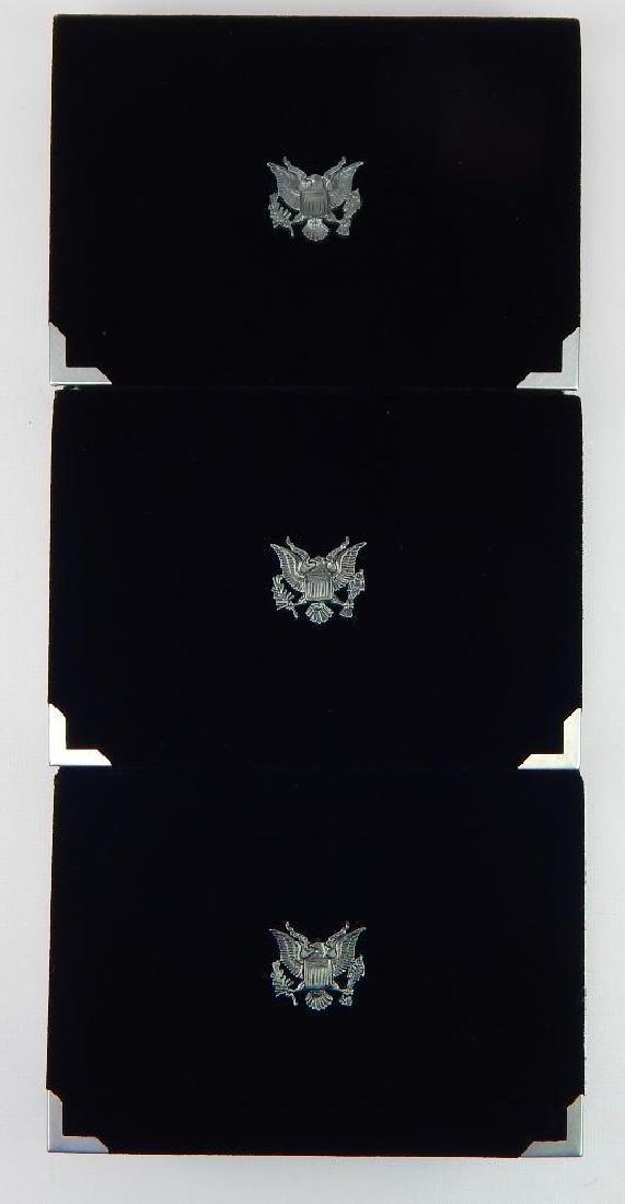 Lot of 3 : U.S. Mint Premier Silver Proof Sets - 2