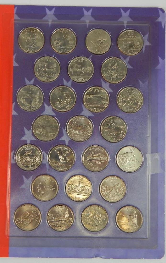 State Quarter Coin Folder + 2004-D Iowa Quarter - 3