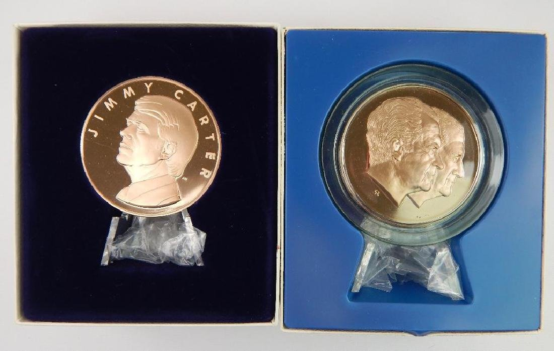 Lot of 6 : Inaugural Commemorative Medals - 2