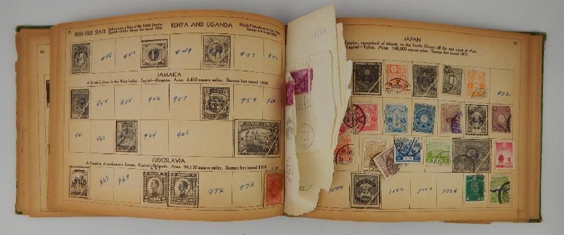 International Lot : Gold Stamps; Vintage Stamp - 4