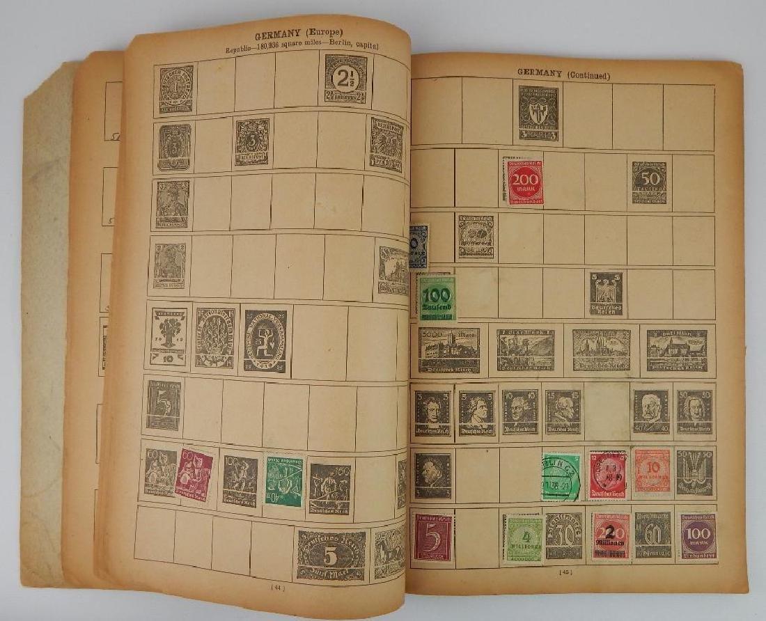International Lot : Gold Stamps; Vintage Stamp - 5