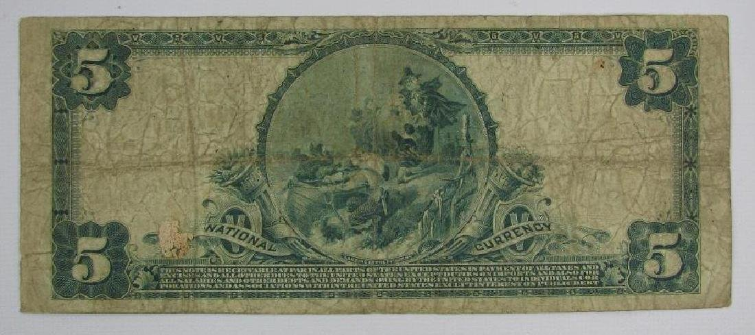Large Size Note : Series of 1902 Atlas Exchange - 2