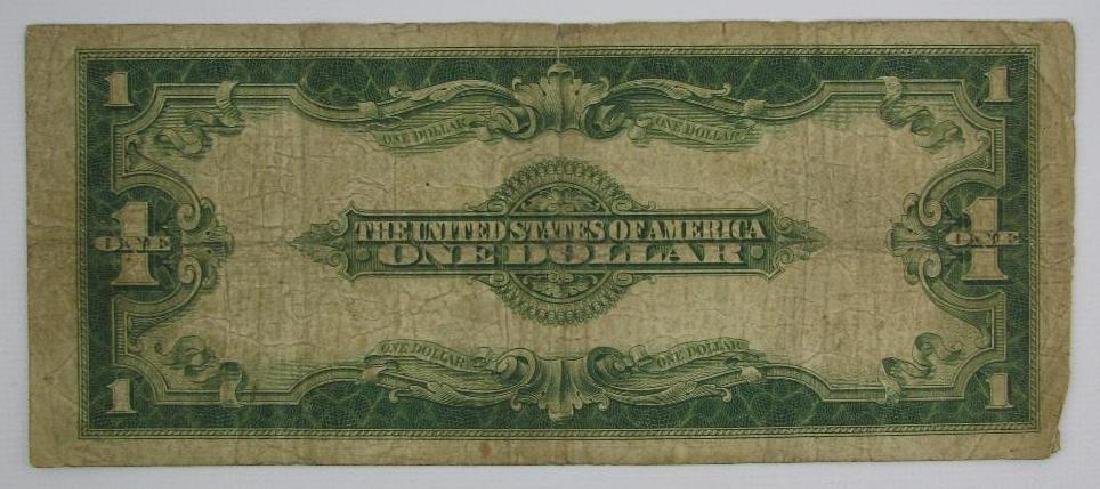 Large Size Note : Series of 1923 $1 Silver Certificate - 2