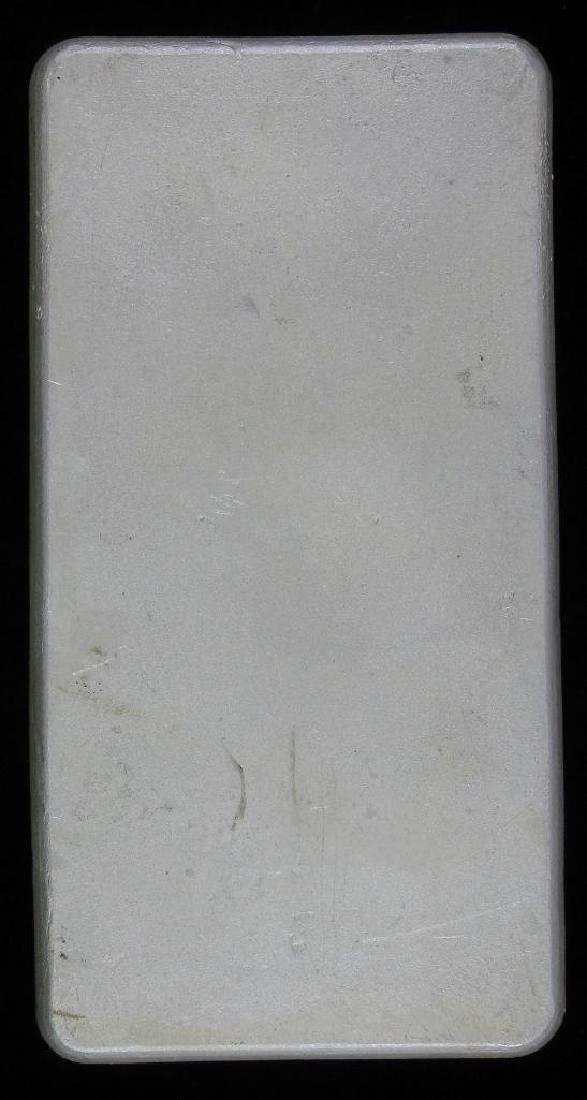 50 Troy Ounce .999 Silver Bar - 2