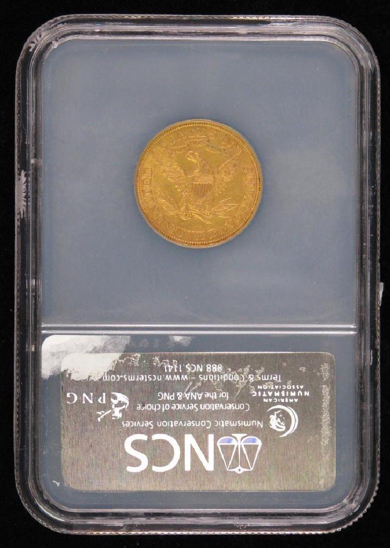 1900 Liberty Head $5 Gold Piece - 2