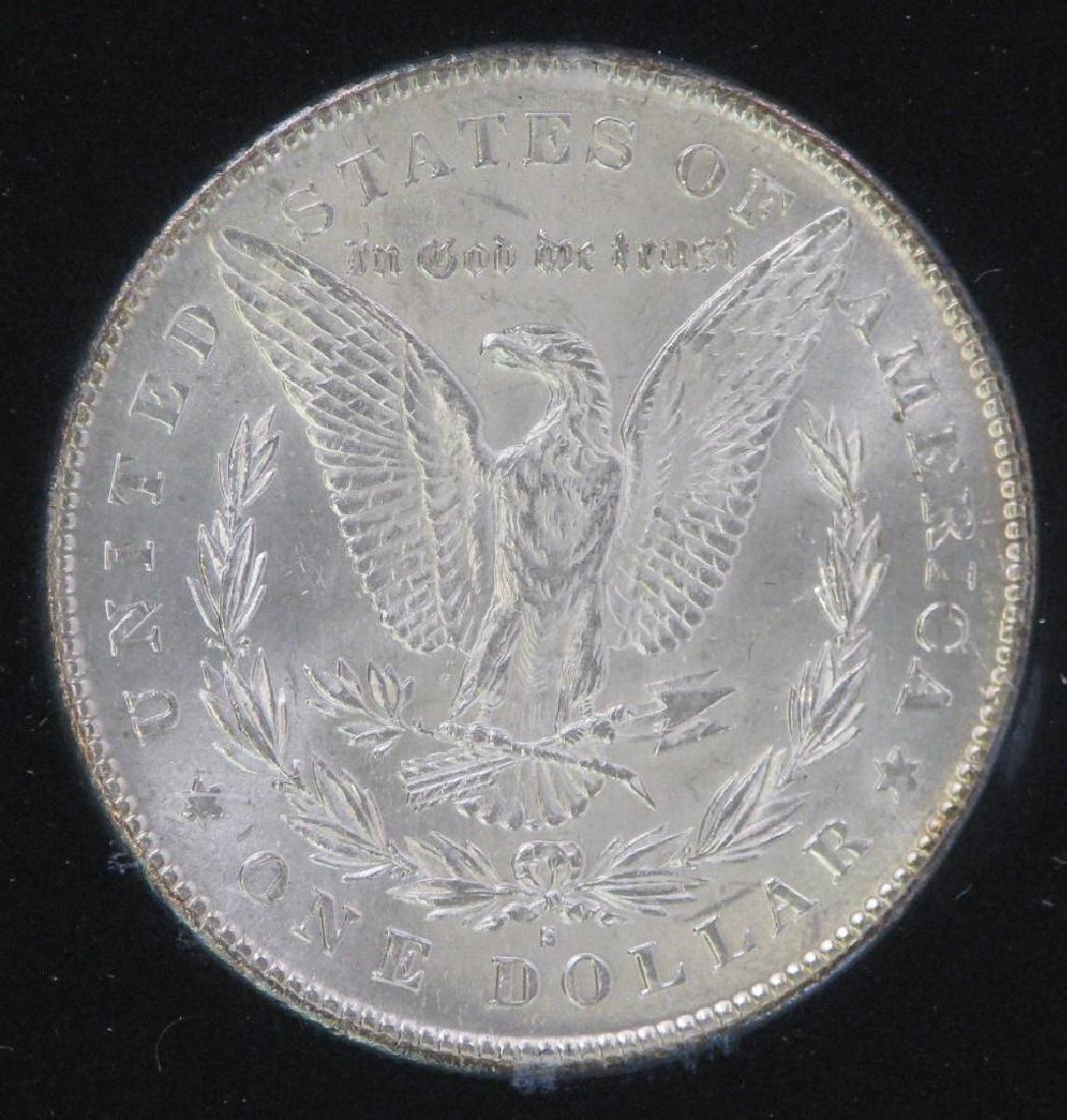 1878-S Morgan Dollar - 2