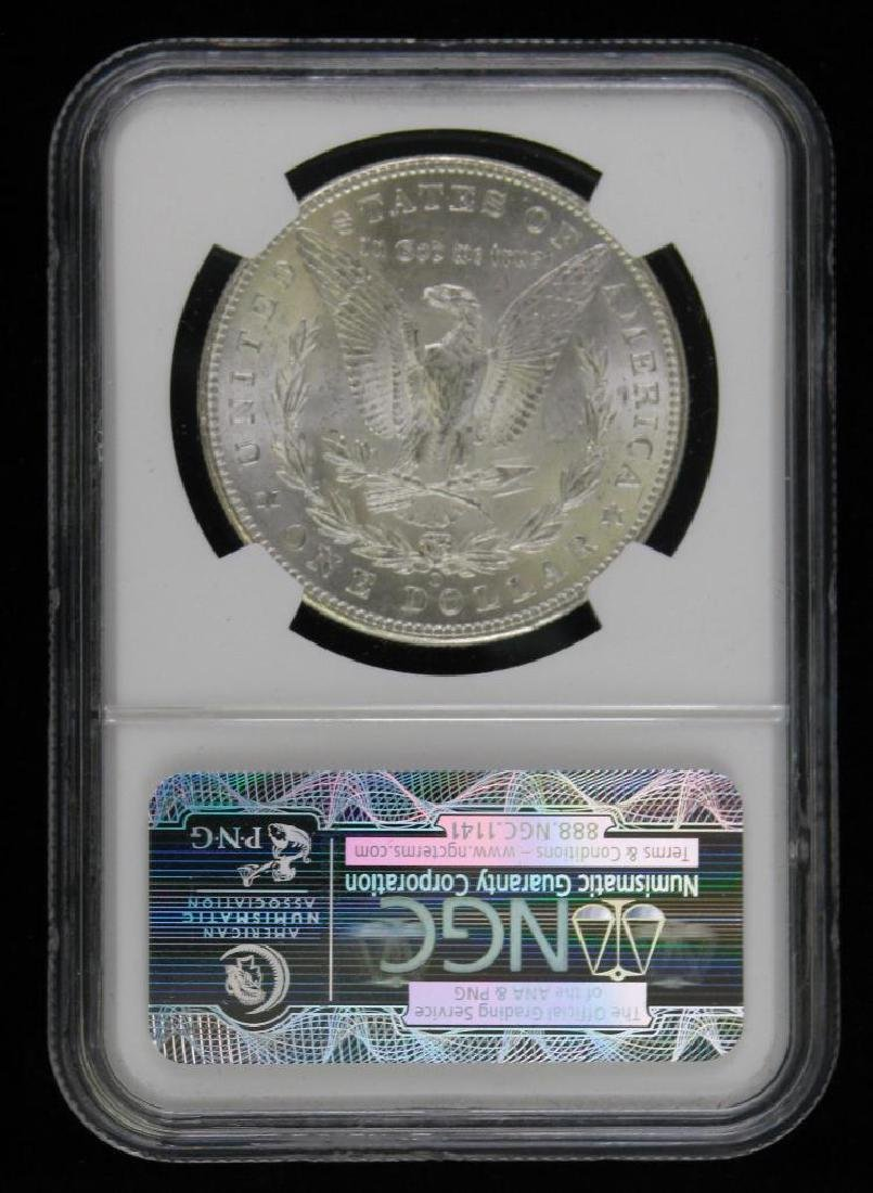1902-O Morgan Dollar NGC MS63 - 2