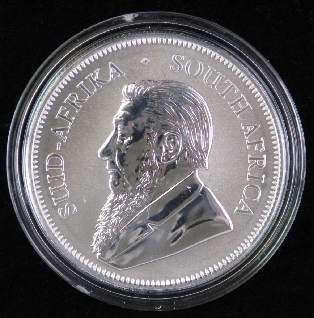 2017 Silver Krugerrand - Premium Uncirculated