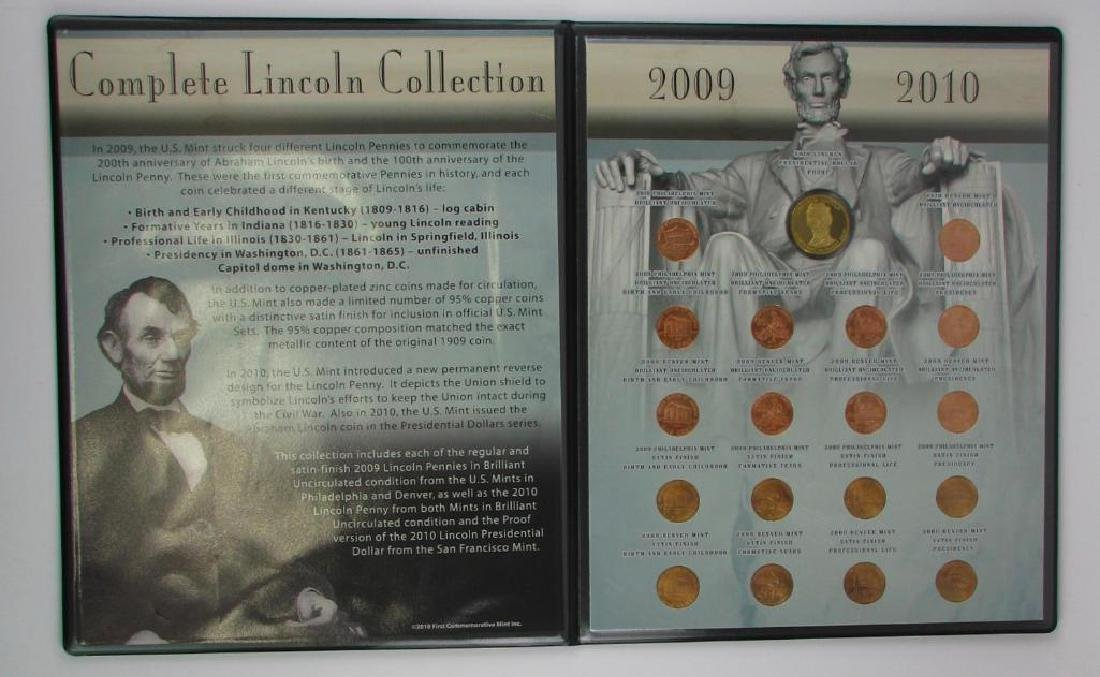 Complete Lincoln Collection : 2009-2010 - 2