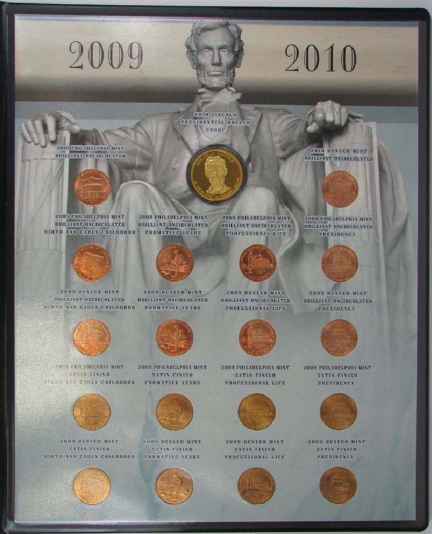 Complete Lincoln Collection : 2009-2010 - 3