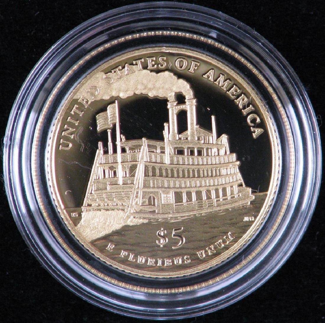 2015-W $5ÊGold Uncirculated Commemorative Coin - 2
